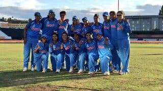 India Women's Cricket Team Returns Home to a Rousing Welcome, Watch Video
