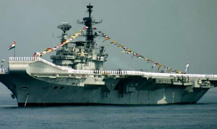 INS Viraat The Oldest Aircraft Carrier Will Be Made Into A Tourist Spot In Andhra Pradesh
