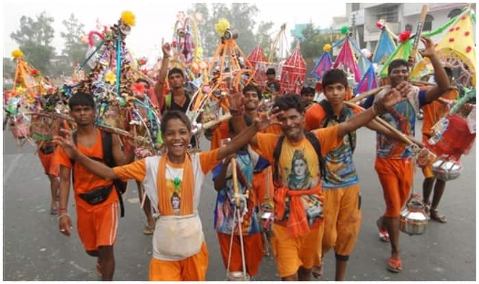 'Terror Activities Possible During Kanwar Yatra,' Says Police as it Oversees Preparation