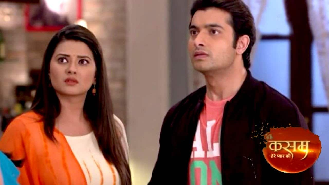 Kasam Tere Pyaar Ki 12 December 2017 Written Update Of Full Episode: Tanuja Gets Jealous Of Rishi And Netra's Closeness