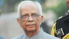 Governor KN Tripathi Hospitalised in Patna, Just After Nitish's Resignation