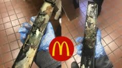 McDonald's ex-Employee Shares Gross Pictures of Dirty Ice-Cream Machine! Viral Twitter Post Will Freak you out