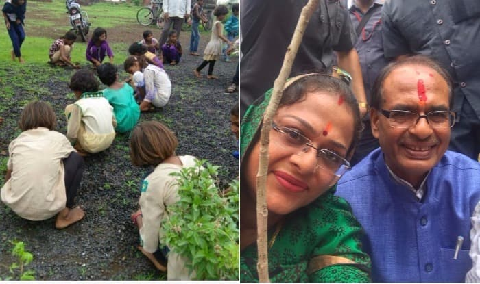 Shivraj Singh Chouhan Government Aims to Create Guinness World Record by Planting 6 Crore Saplings Along Narmada River