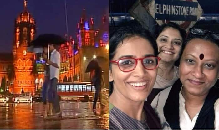 Mumbai: Monday Records Highest Rainfall in July so Far; Celebs Take Local Trains to Avoid Jams