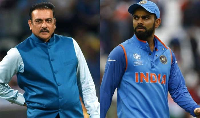 Amidst Rumors Ravi Shastri S Name As Head Coach Of Indian