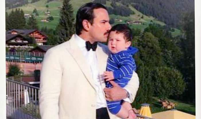 After His Birthday Celebration,Taimur Ali Khan To Ring In His New Year In Switzerland