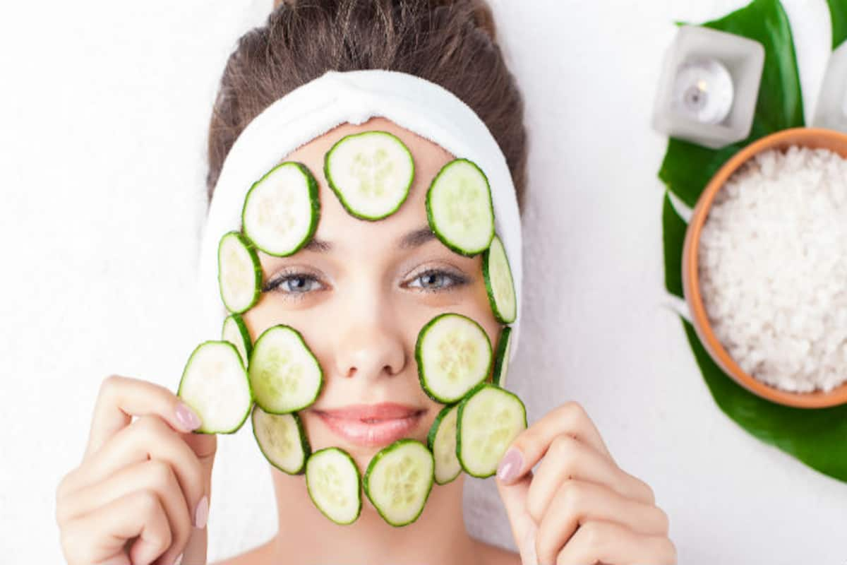 3 Diy Cucumber Face Masks To Get Glowing Skin India Com