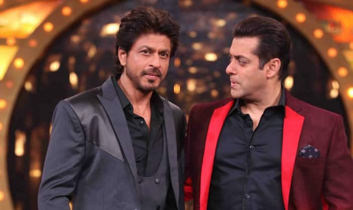 Shah Rukh Khan's Reply To Salman Khan's Fan's Tweet Will Make You Fall In Love With Him All Over Again