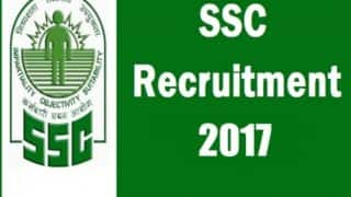 SSC CGL 2017 Admit Card Released: Download Combined Graduate Level Tier I Admit Card at ssc.nic.in