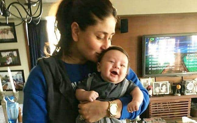 Guess how much did Kareena Kapoor Khan's family pay to ward off evil eye on Taimur Ali Khan?