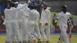India in Sri Lanka: This is How India Players Celebrated Galle Victory