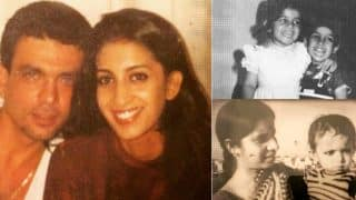 Smriti Irani Shares Throwback Picture With Husband Zubin Again: 5 Other Times we Could not Take our Eyes off the #TBT Pics!