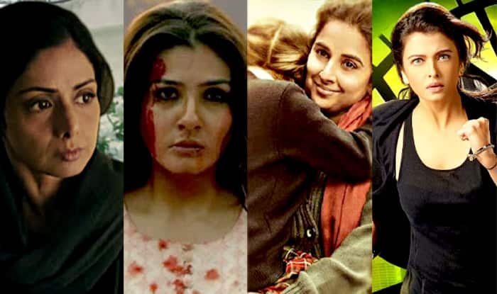 Sridevi In MOM, Vidya Balan In Kahaani 2, Aishwarya Rai Bachchan In Jazbaa: Here Are A Few Revenge Thirsty Mothers of Bollywood!