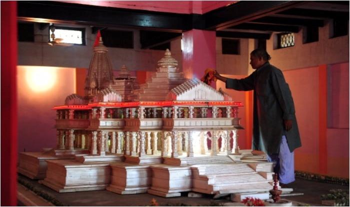 Shia Waqf board has filed an affidavit in Supreme Court in Ayodhya case   SC में शिया वक्फ बोर्ड का हलफनामा, अयोध्या में विवादित भूमि पर ही बने राम मंदिर