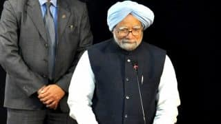 Twin Blow of Demonetisation, GST a Disaster For Economy: Former PM  Manmohan Singh
