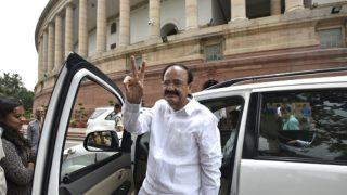 Venkaiah Naidu wins Vice President Election 2017    वेंकैया नायडू भारत के नए उपराष्ट्रपति चुने गए