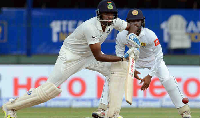India vs Sri Lanka 2017: All-round Ravichandran Ashwin Puts IND in Control on Day 2
