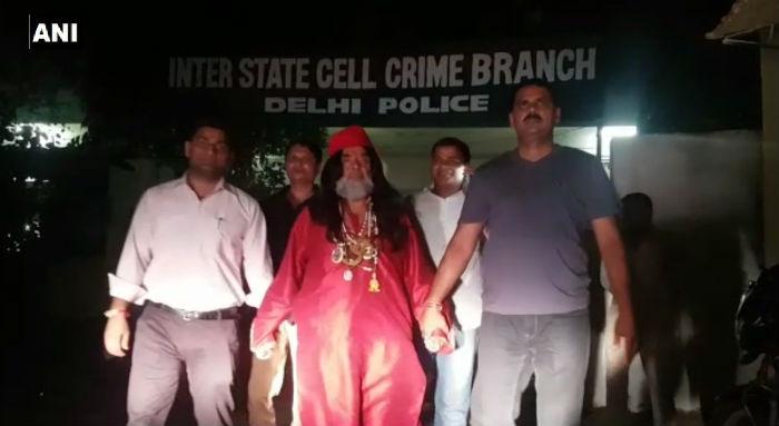 Former Bigg Boss Contestant Om Swami Arrested By Delhi Police
