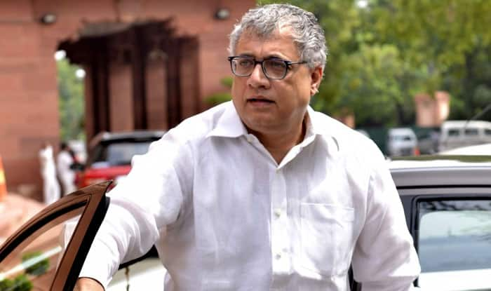 TMC MP Derek O'Brien Says 'Will Go Home And Have Fish Curry' At Vice President Hamid Ansari's Farewell Dinner