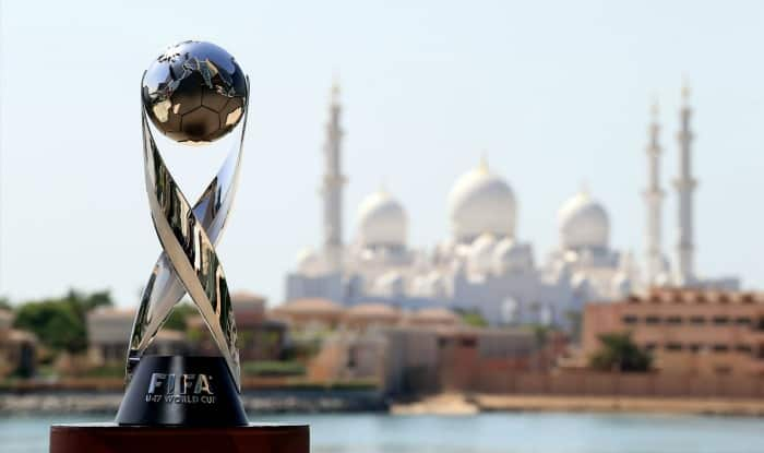 U-17 FIFA World Cup Trophy Experience to Kick Off in Delhi