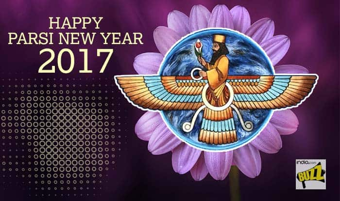 Parsi New Year Wishes: Best Quotes, SMS, Facebook Status & WhatsApp GIF Image Messages to send Happy Pateti 2017 Greetings