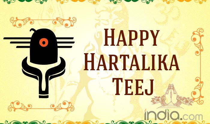 Hartalika Teej 2019 wishes