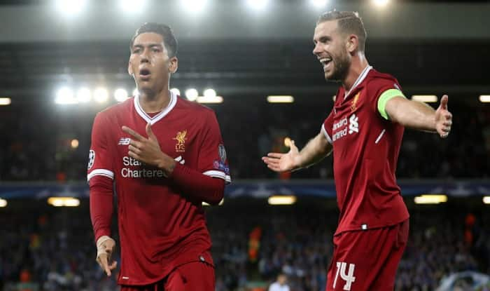 EPL 2017-18: Liverpool Thrash Arsenal 4-0 at Anfield