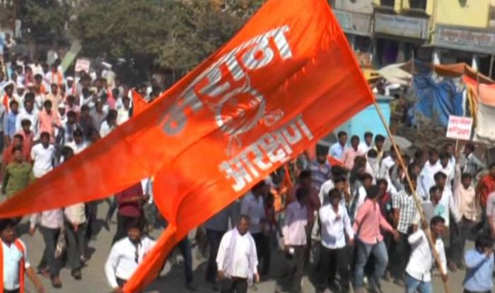Maratha Kranti morcha 2017