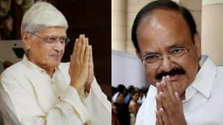 Cross-Voting in Vice Presidential Election Raises Concern For Opposition, Venkaiah Naidu Polls More Than Expected
