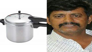 Vada pav seller killed as pressure cooker explodes in Nashik | बटाटे शिजवताना कुकरचा स्फोट, वडापाव विक्रेत्याचा मृत्यू