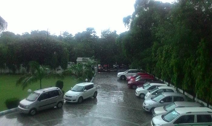 Rains in Delhi NCR