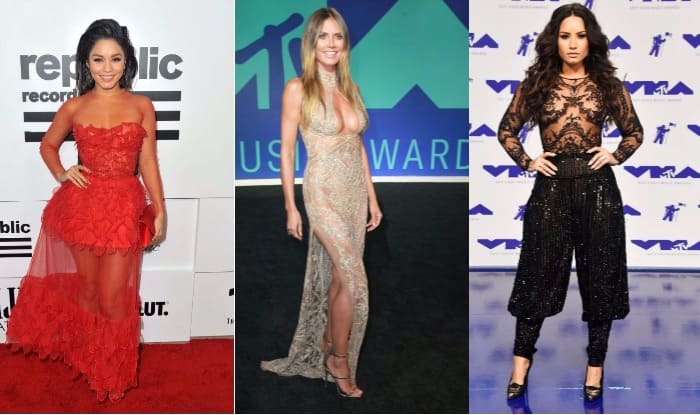 MTV VMAs 2017: Here are the 7 Best Dressed Celebs At The Video Music Awards