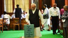 Vice President Election 2017 live updates | उपराष्ट्रपति चुनाव: वैंकेया नायडू बने देश के नए उपराष्ट्रपति, गोपाल गांधी को भारी अंतर से हराया