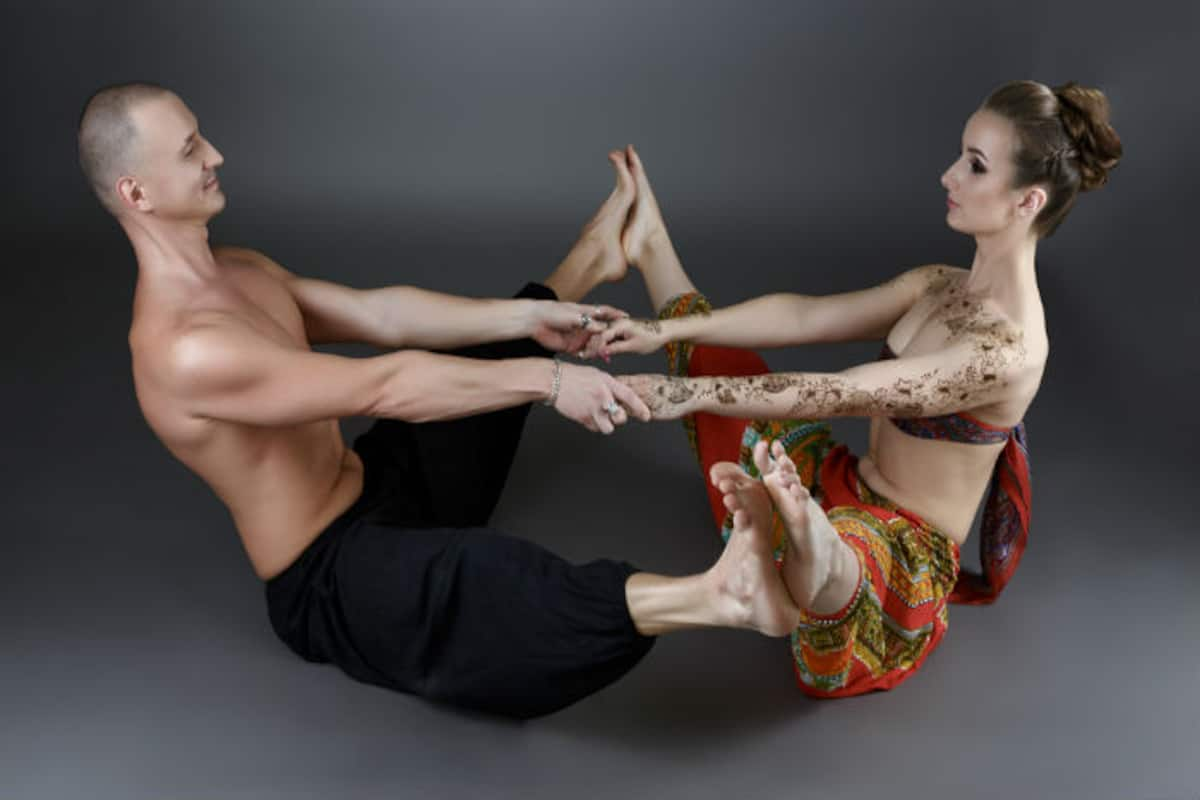 Yoga for Couples: 37 Yoga Poses You Should Do with Your Partner