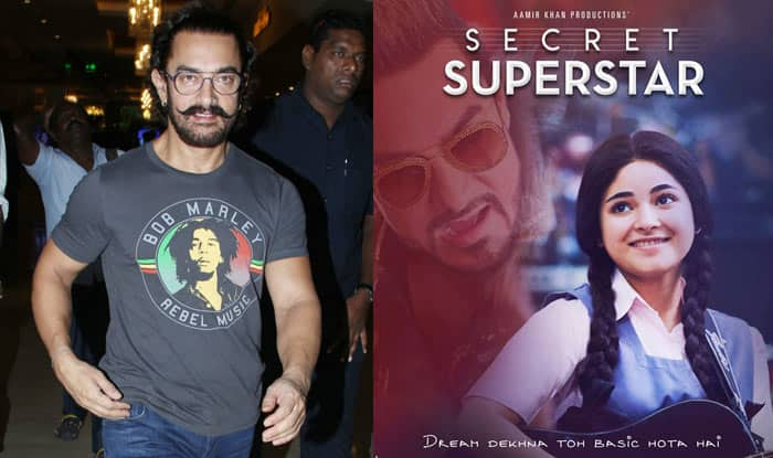 Aamir Khan Is Not Concerned About Secret Superstar Vs Golmaal Again Diwali Clash – Here's Why