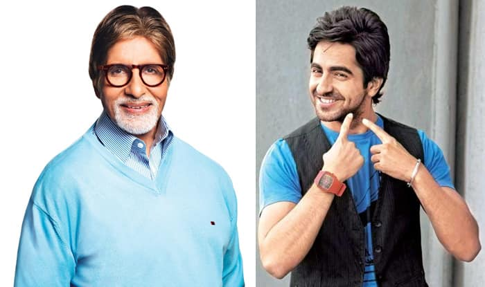 Amitabh Bachchan Gushed About Bareilly Ki Barfi and Ayushmann Khurrana Can't Get Over It