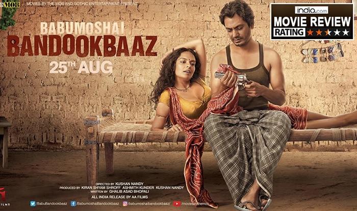 Babumoshai Bandookbaaz Movie Review: Nawazuddin Siddiqui's Tale Of Love, Betrayal And Revenge Misses The Target
