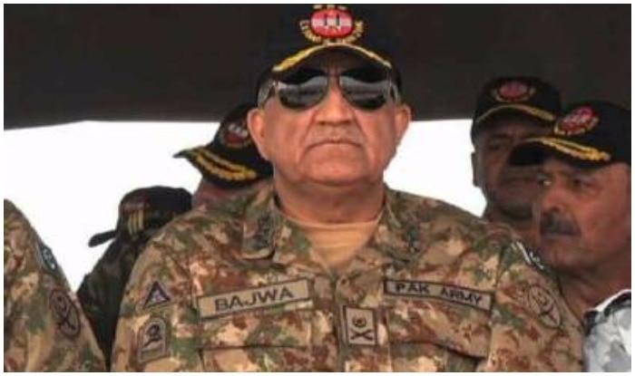 Pakistan Army Chief General Qamar Jawed Bajwa