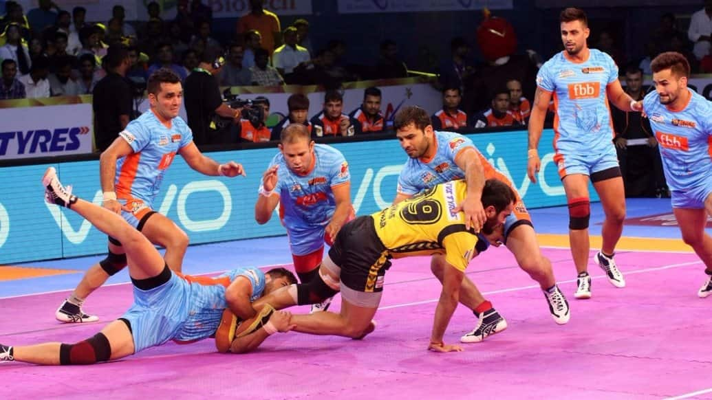 Pro Kabaddi 2017, Highlights: Bengal Warriors Draw 31-31 With Dabang Delhi