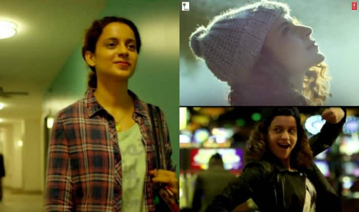 Simran Song Pinjra Tod Ke: Kangana Ranaut's Melodious Track Will Make You Want To Embrace Your Flaws