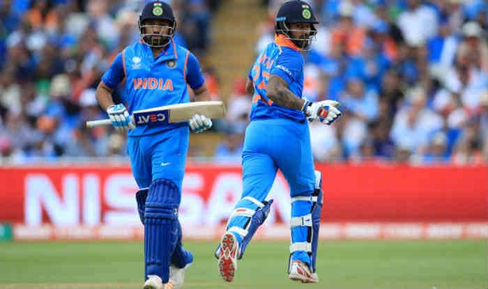 Rohit Sharma, Shikhar Dhawan, ICC World Cup 2019, ICC Cricket World Cup 2019, India vs New Zealand WC, IND vs NZ, World Cup Warm-up, Trent Boult, Boult Removes Rohit, Dhawan, Cricket News