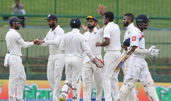 India Thump Sri Lanka in Third Test to Complete Series Whitewash