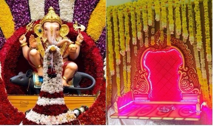Ganesh Chaturthi Decoration Ideas: Innovative & Eco-friendly Designs for Decorating Homes This Ganpati Festival