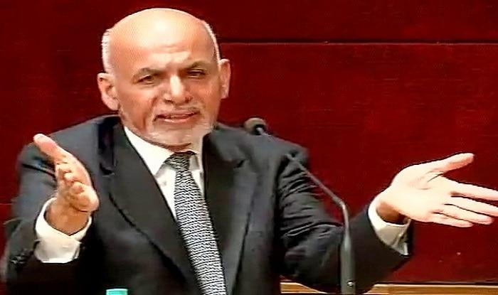 Afghan President Ashraf Ghani Apologises to Women Over 'Headscarf' Remark