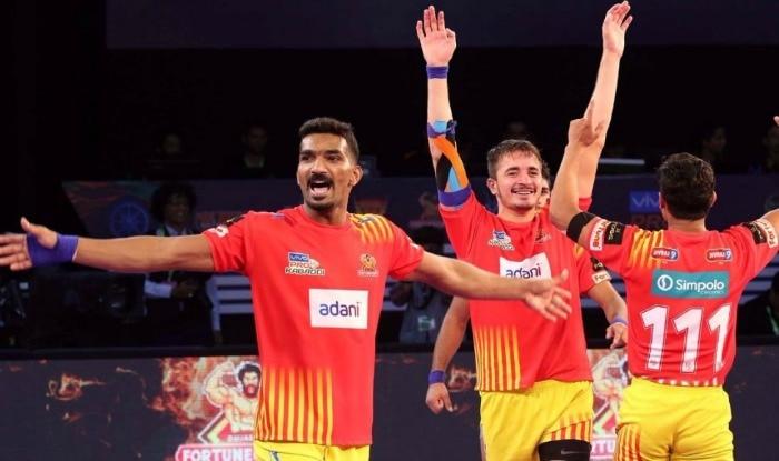 Pro Kabaddi League 2017: Gujarat Fortunegiants Beat Patna Pirates 33-29