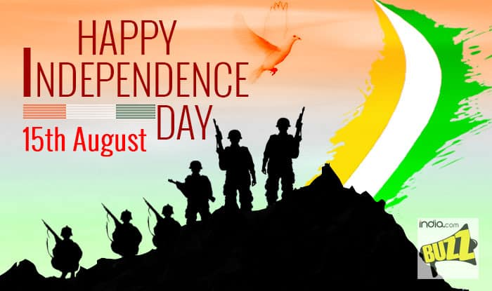 10 Lines on Independence Day
