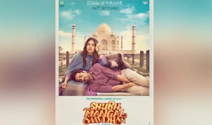 Shubh Mangal Saavdhan Box Office Collection Day 2: Ayushmann Khurrana And Bhumi Pednekar's Film Shows An Amazing Growth, Earns Rs 8.27 Crore