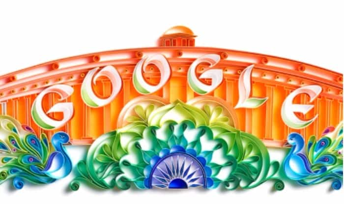 India's Independence Day 2017 Honoured With Google Doodle: Search