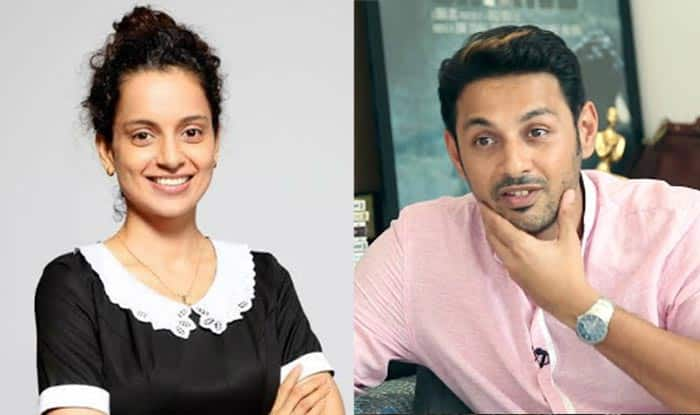 Kangana Ranaut Clears The Air About The Credit Controversy: There Are No Dues Pending, We Have Given Apurva Everything