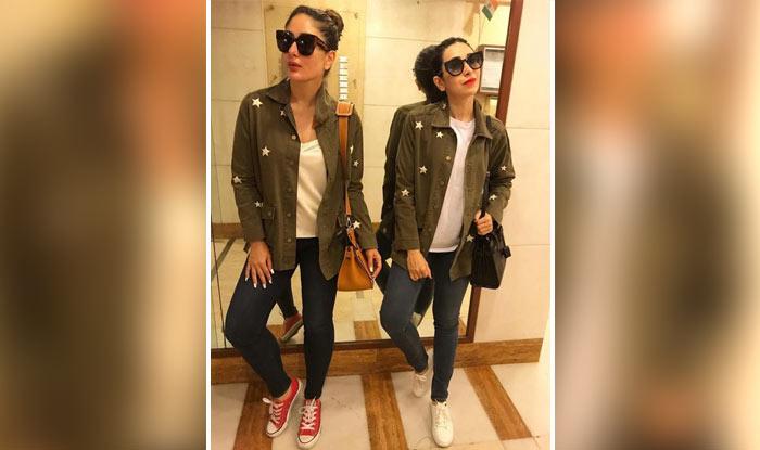 Kareena Kapoor Khan And Karisma Kapoor's Style Statement Is Giving Us Major Sibling Goals